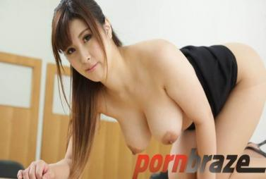 Ena Ouka gets creampied in an asian blowjob video
